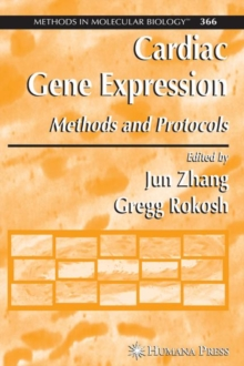 Cardiac Gene Expression : Methods and Protocols, Hardback Book