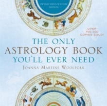 The Only Astrology Book You'll Ever Need, Paperback / softback Book