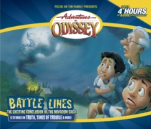 Battle Lines, CD-Audio Book