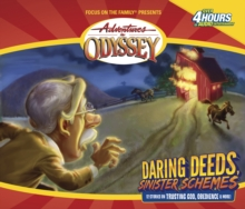 Daring Deeds, Sinister Schemes, CD-Audio Book