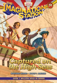Captured on the High Seas, Paperback Book