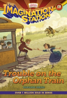 Trouble on the Orphan Train, Paperback Book