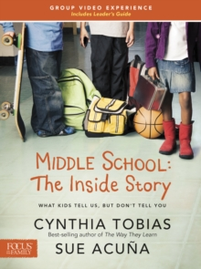 Middle School: The Inside Story Group Video Experience, DVD video Book