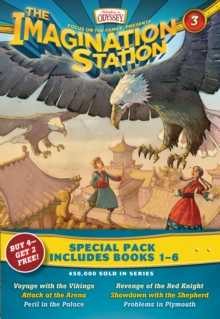 Imagination Station Special Pack: Books 1-6, Paperback Book