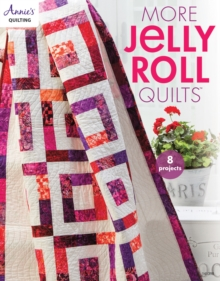 More Jelly Roll Quilts, Paperback / softback Book