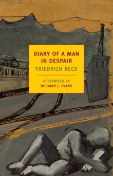 The Diary Of A Man In Despair, Paperback Book