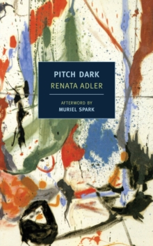Pitch Dark, Paperback Book