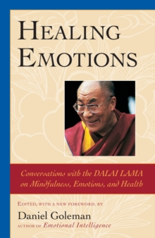 Healing Emotions, Paperback / softback Book