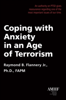Coping with Anxiety in an Age of Terrorism, Paperback / softback Book