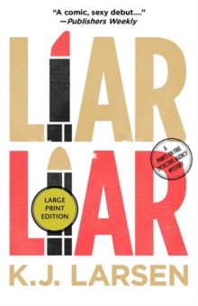Liar, Liar LP, Paperback / softback Book