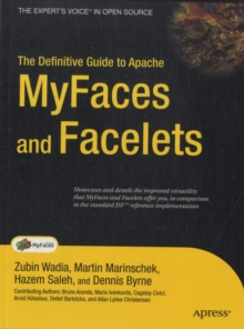 The Definitive Guide to Apache MyFaces and Facelets, Paperback / softback Book