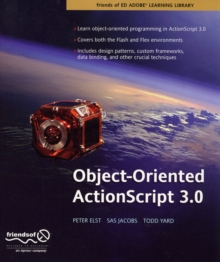 Object-Oriented ActionScript 3.0, Paperback / softback Book