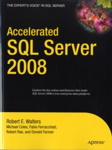 Accelerated SQL Server 2008, Paperback / softback Book