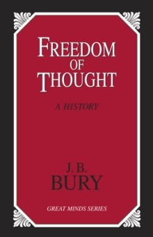 Freedom of Thought : A History, Paperback / softback Book