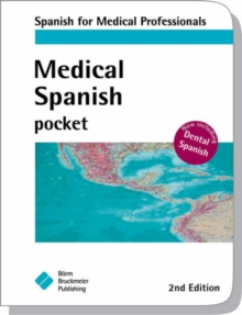 Medical Spanish Pocket, Paperback Book