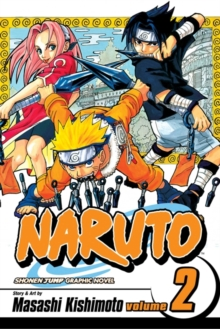 Naruto, Vol. 2, Paperback Book