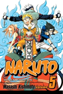 Naruto, Vol. 5, Paperback / softback Book