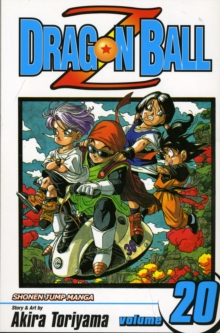 Dragon Ball Z, Vol. 20, Paperback Book