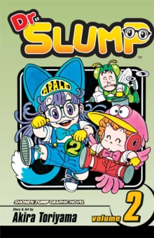 Dr. Slump, Vol. 2, Paperback / softback Book