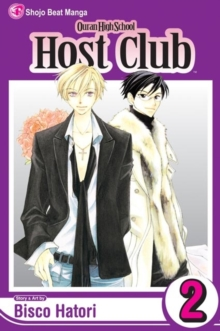 Ouran High School Host Club, Vol. 2, Paperback Book