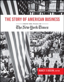 Story of American Business : From the Pages of the 'New York Times', Hardback Book