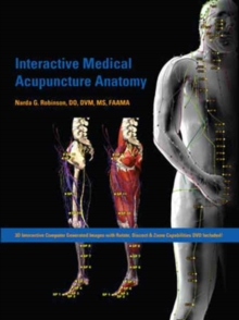 Interactive Medical Acupuncture Anatomy, Hardback Book