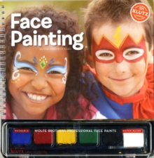 Face Painting, Mixed media product Book