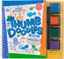 The Most Amazing Thumb Doodles in the History of the Civilised World, Mixed media product Book