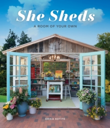 She Sheds : A Room of Your Own, Hardback Book