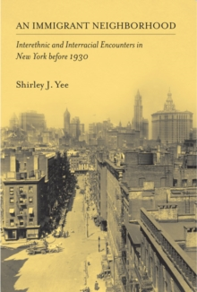 An Immigrant Neighborhood : Interethnic and Interracial Encounters in New York before 1930, Paperback / softback Book