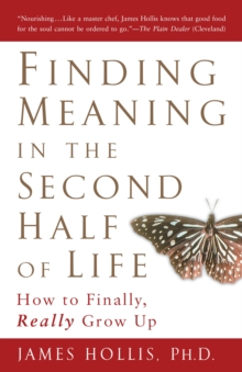Finding Meaning in the Second Half of Life : How to Finally Really Grow Up, Paperback Book