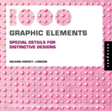 1,000 Graphic Elements (Mini) : Special Details for Distinctive Designs, Paperback Book