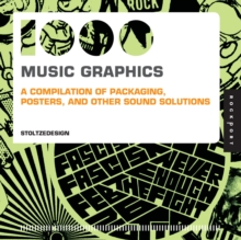 1,000 Music Graphics (Mini) : A Compilation of Packaging, Posters, and Other Sound Solutions, Paperback / softback Book