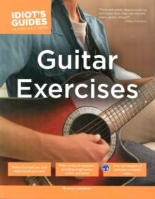 The Complete Idiot's Guide To Guitar Exercises, Paperback / softback Book