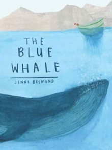 The Blue Whale, Hardback Book