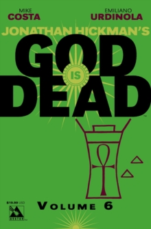 God is Dead : v.6, Paperback Book