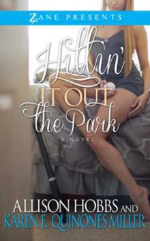 Hittin' It Out Of The Park, Paperback Book