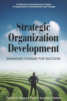 CONTEMPORARY TRENDS IN ORGANIZATION DEVELOPMENT AND CHANGE, Paperback / softback Book