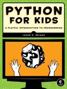 Python For Kids, Paperback Book