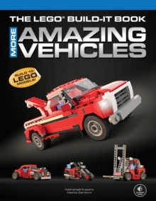 The Lego Build-it Book, Vol. 2, Paperback / softback Book