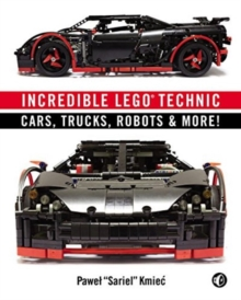 Incredible Lego Technic, Paperback Book