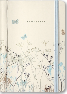 Address Book Butterflies, Address book Book