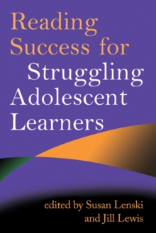 Reading Success for Struggling Adolescent Learners, Paperback / softback Book