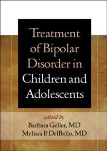 Treatment of Bipolar Disorder in Children and Adolescents, Hardback Book