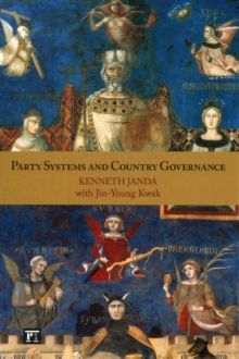 Party Systems and Country Governance, Paperback / softback Book