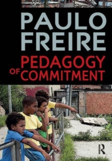 Pedagogy of Commitment, Hardback Book