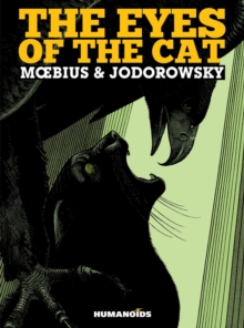 The Eyes of the Cat : The Yellow Edition, Hardback Book