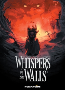 Whispers in the Walls, Paperback Book