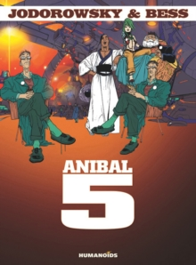 Anibal 5, Hardback Book