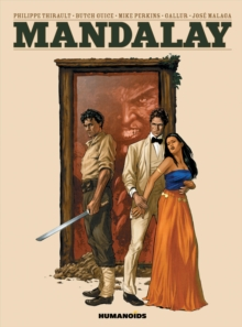 Mandalay, Hardback Book
